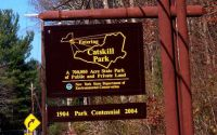 Catksill Park sign