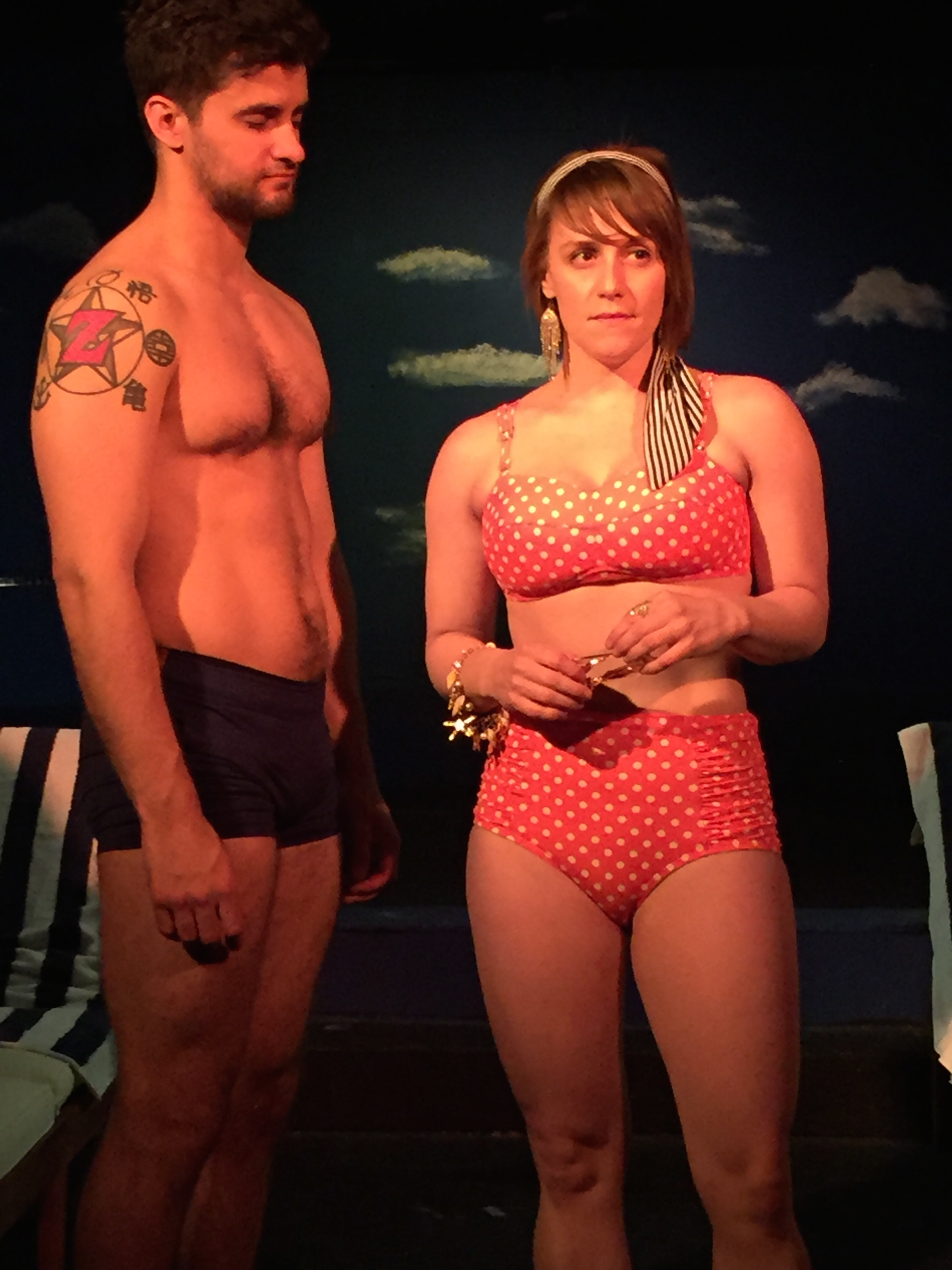 """STS Playhouse presents """"Prelude to a Kiss"""" by Craig Lucas"""